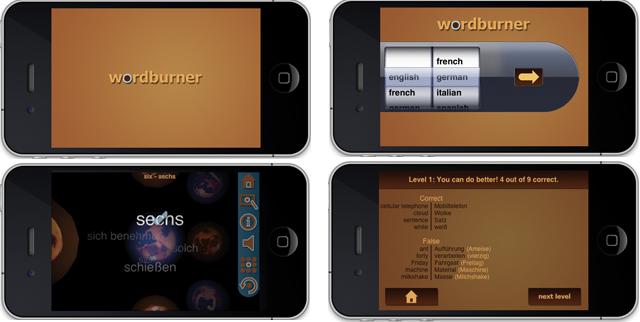 Wordburner Screenshots